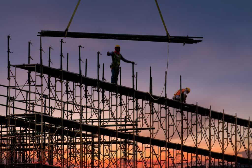 חוק עבודה בגובה
